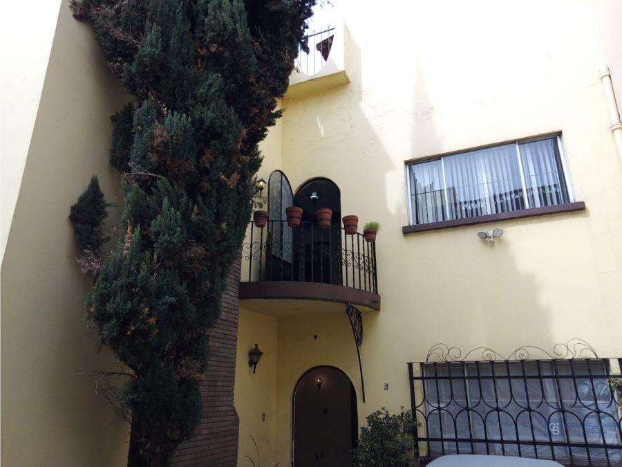 casa en venta en col napoles