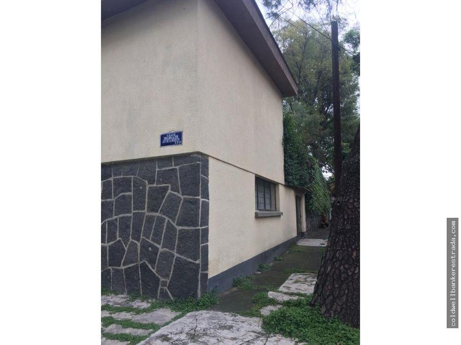 casa en venta coyoacan