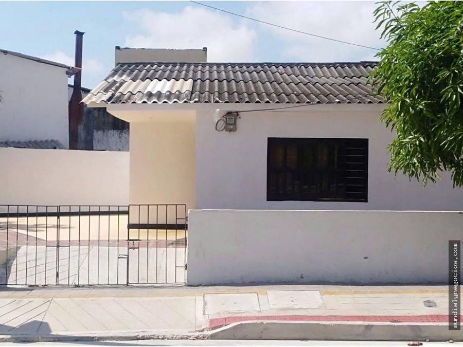 venta casa y local barrio el carmen
