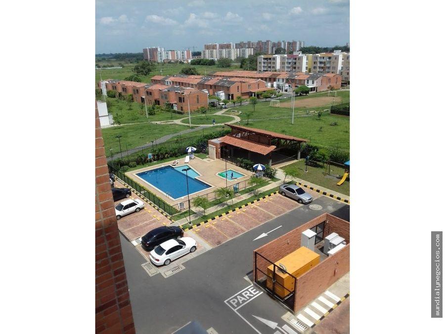 a la venta maravilloso apartamento en el valle del lili met01