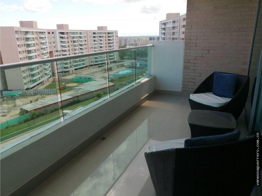 apartamento en arriendo en el norte de barranquilla