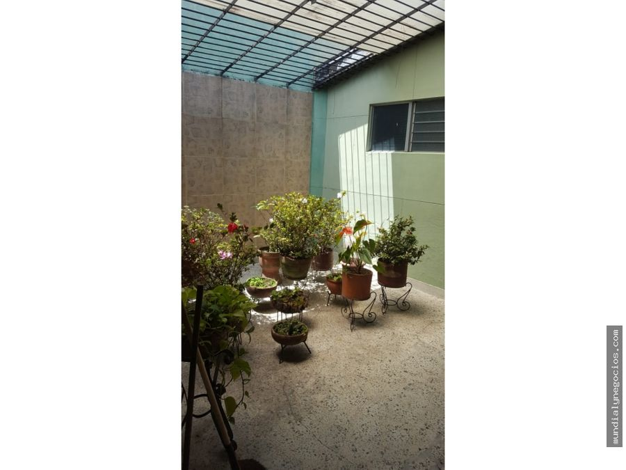 vendo casa en santa monica ideal para proyecto inmobiliario