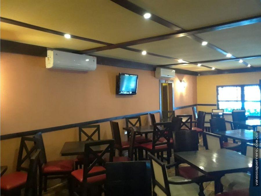 venta de restaurante al norte de barranquilla