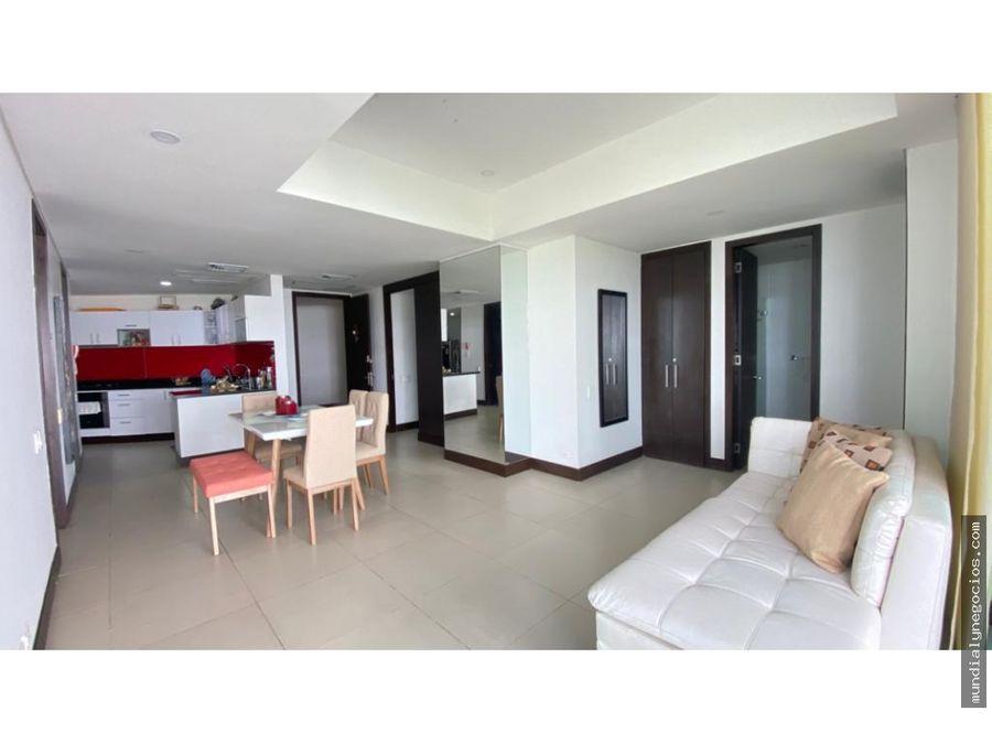 venta de lujoso apartamento con gran vista en los morros cartagena