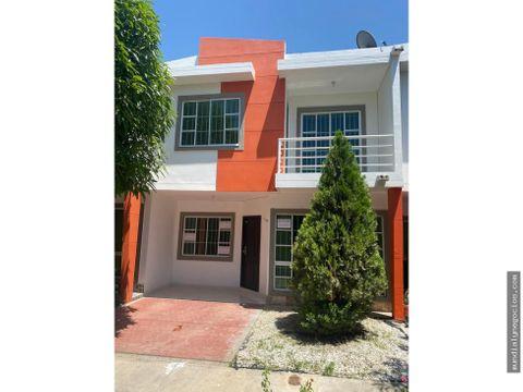 se vende casa hermosa ciudad campestre de dos pisos hg 0031