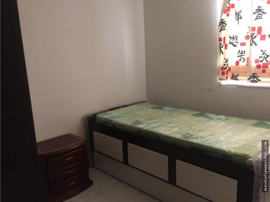 maravilloso apartamento a la venta en valle del lili met01