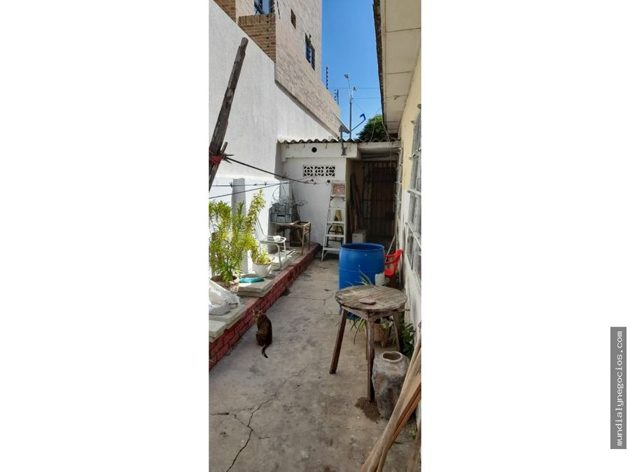 casa lote para proyecto comercial o vivienda ubicado al norte