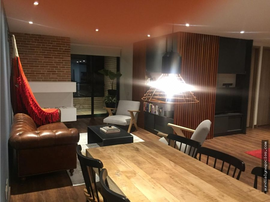 excelente apartamento en sector morasurco