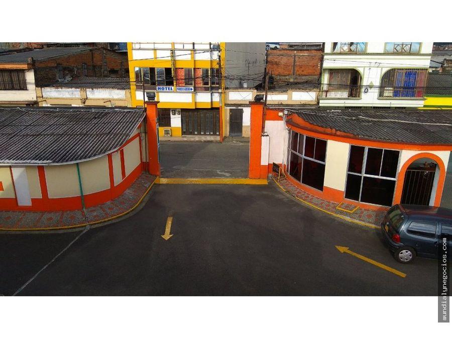 venta de rentable motel en dosquebradas 06
