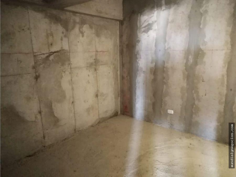 se vende apto en obra gris conjunto residencial montesion