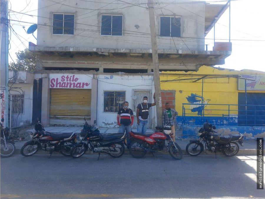 local comercial barrio la paz con circunvalar