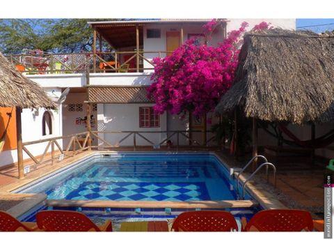 hermoso y rentable hostal en taganga santa marta 010