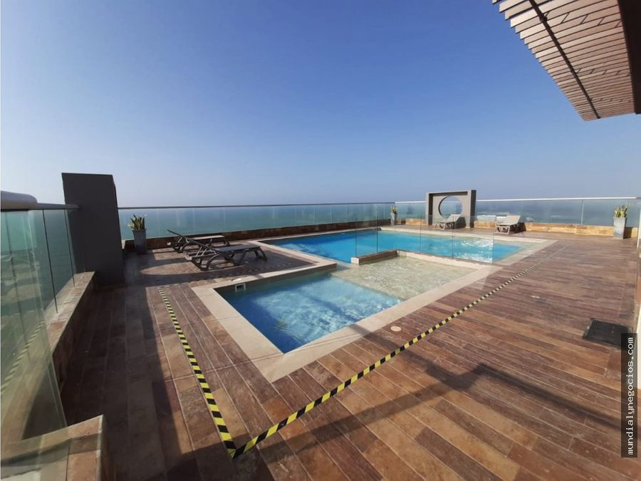 venta de majestuoso apartamento en marbella cartagena