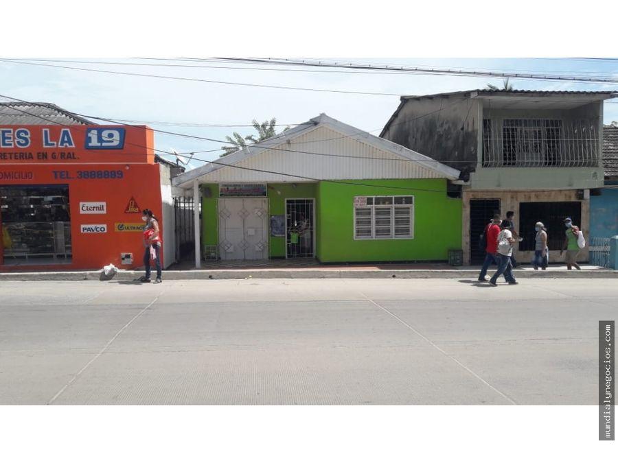 casa lote en venta