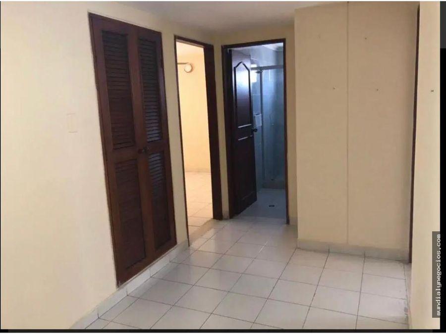 vendo amplio apartamento ubicado en bavaria ap