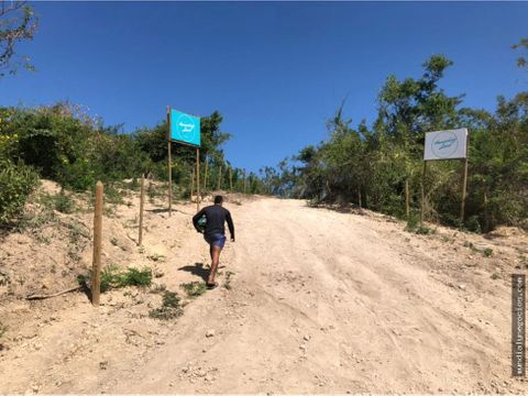 venta de fructifero terreno en isla baru