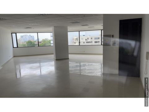 alquiler de acogedora oficina comercial en barranquilla 002