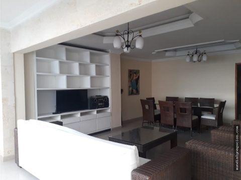 venta de lujoso apartamento con hermosa vista en bocagrande cartagena