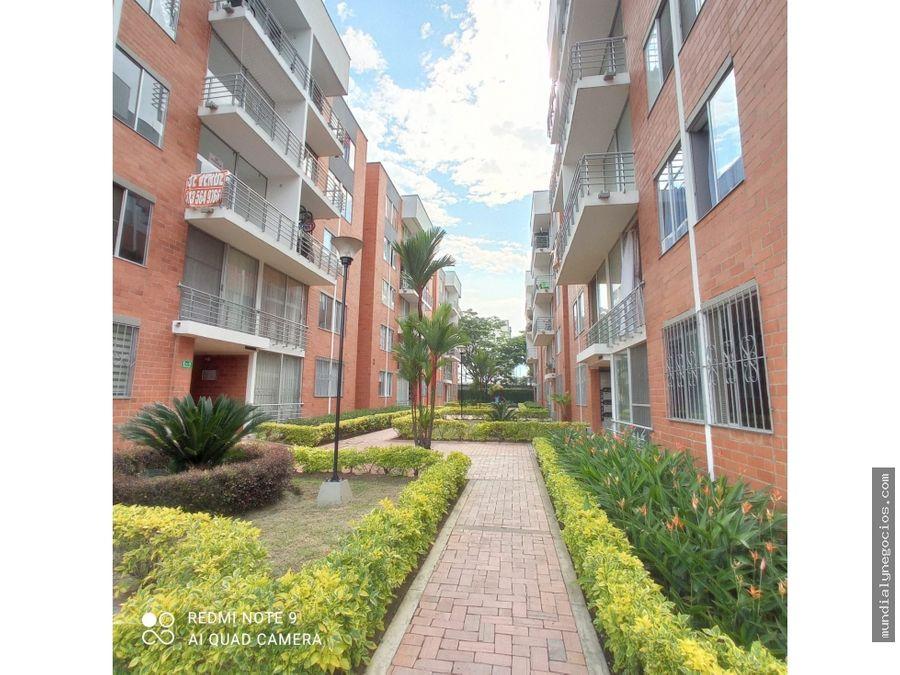 excelente oportunidad se vende hermoso apartamento en valle del lili