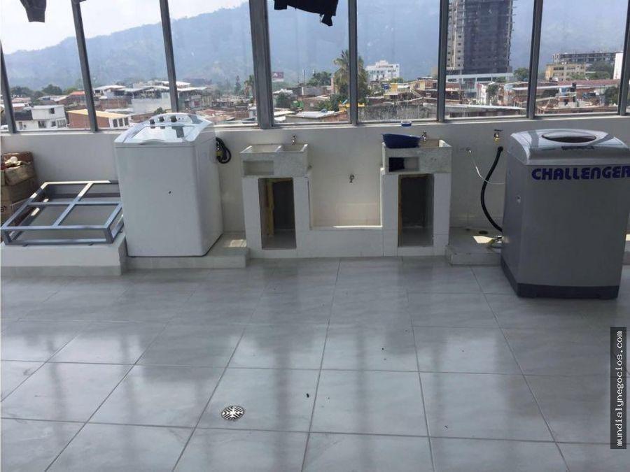 venta edificio de 5 pisos con excelente renta en ibague