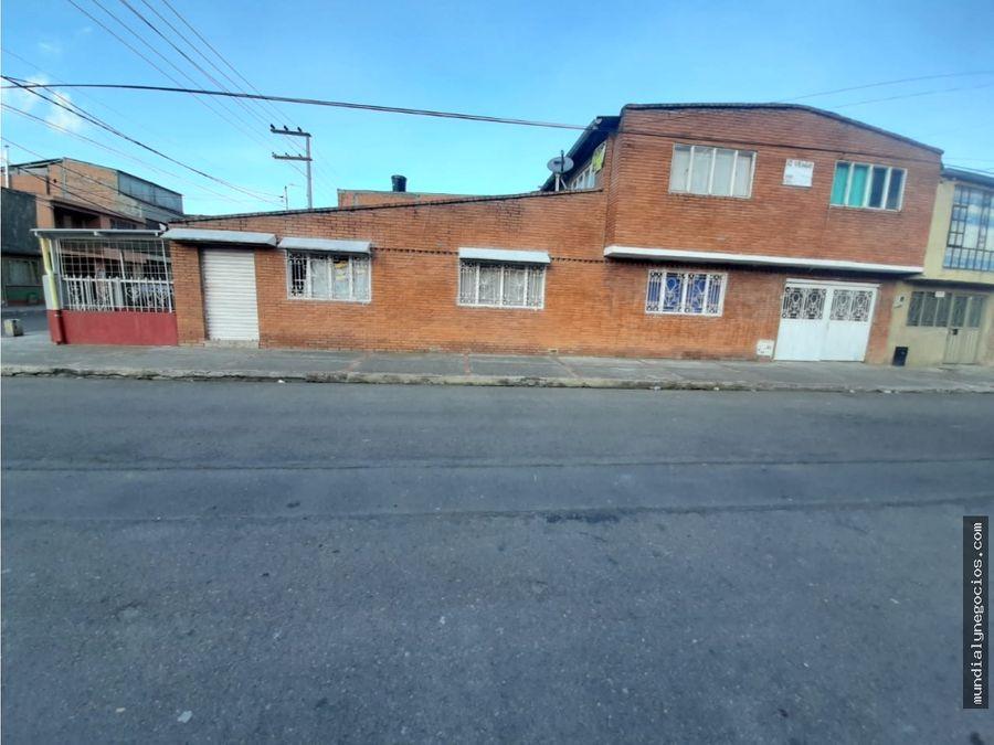 venta casa con unidades productivas en facatativa cundinamarca