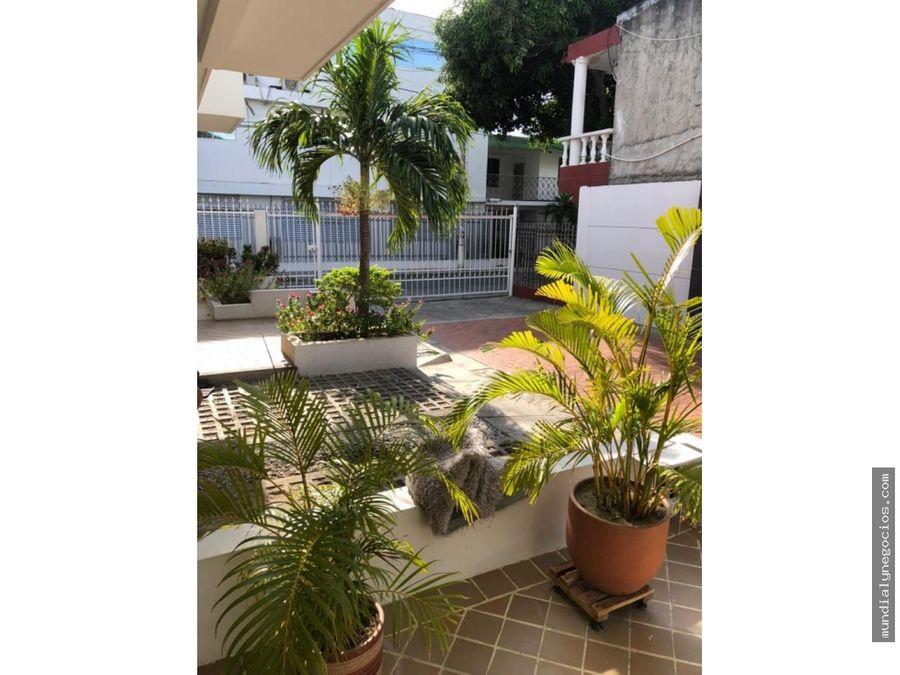vendo hermosa casa de oportunidad en santa marta barrio 13 de junio