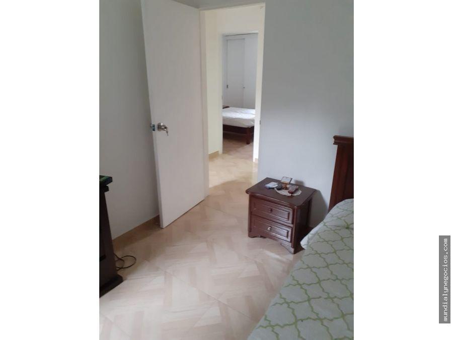 vendo apartamento en envigado sector loma del barro