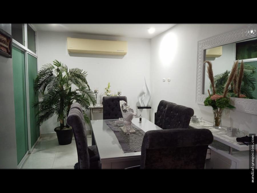 se vende hermosa casa amoblada de 2 pisos los nogales hg0031