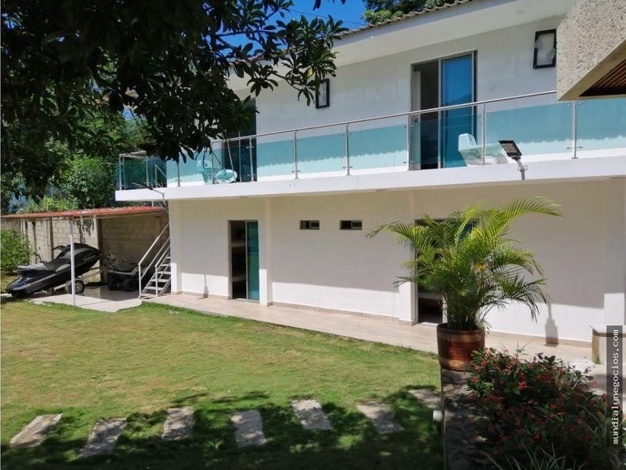 vendo hermosa casa de playa en condominio
