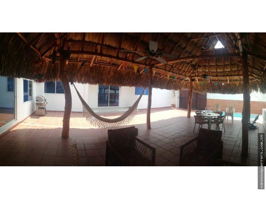 venta de casa campestre en puerto colombia