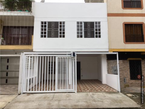 hermosa casa de dos pisos a estrenar en el caney cali 4