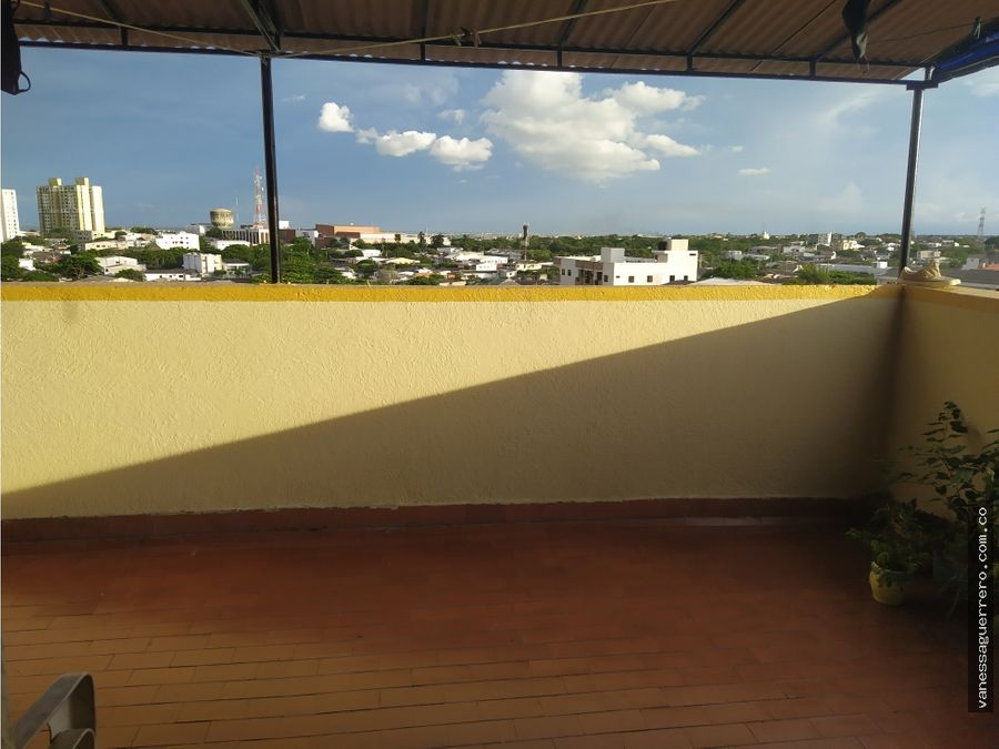venta de apartamento ciudad jardin al norte barranquilla