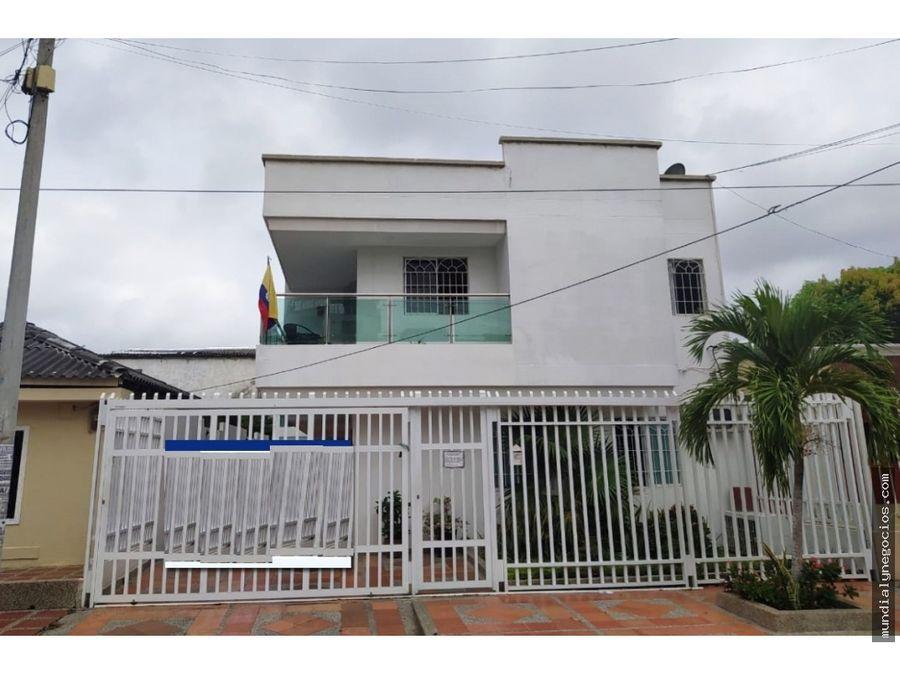 hermosa casa en venta en los andes