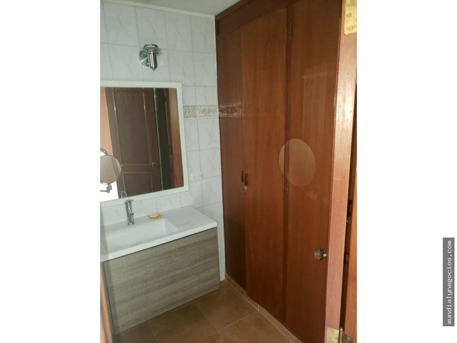 se vende hermoso apartamento en edif sector de san fernando me08