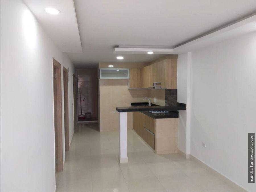 hermoso apartamento de 3 habitaciones para estrenar
