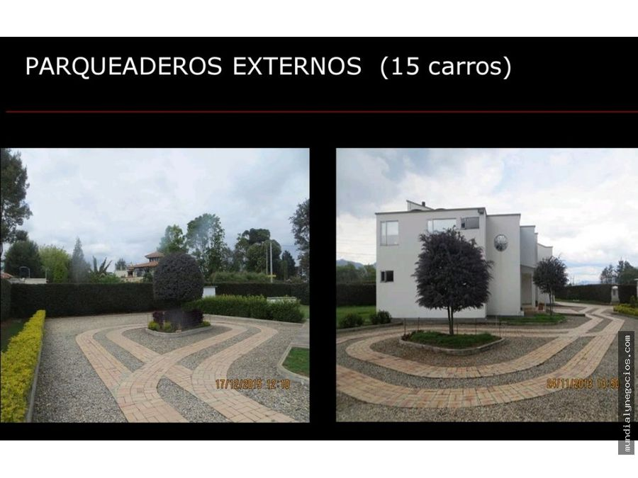 hermosa casa excelente ubicacion en cota cundinamarca