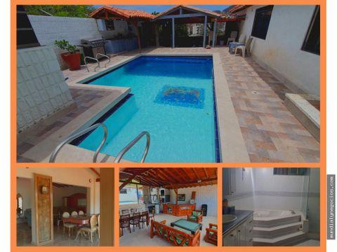 compra casa en colombia santa marta rodadero piscina propia hg 0031