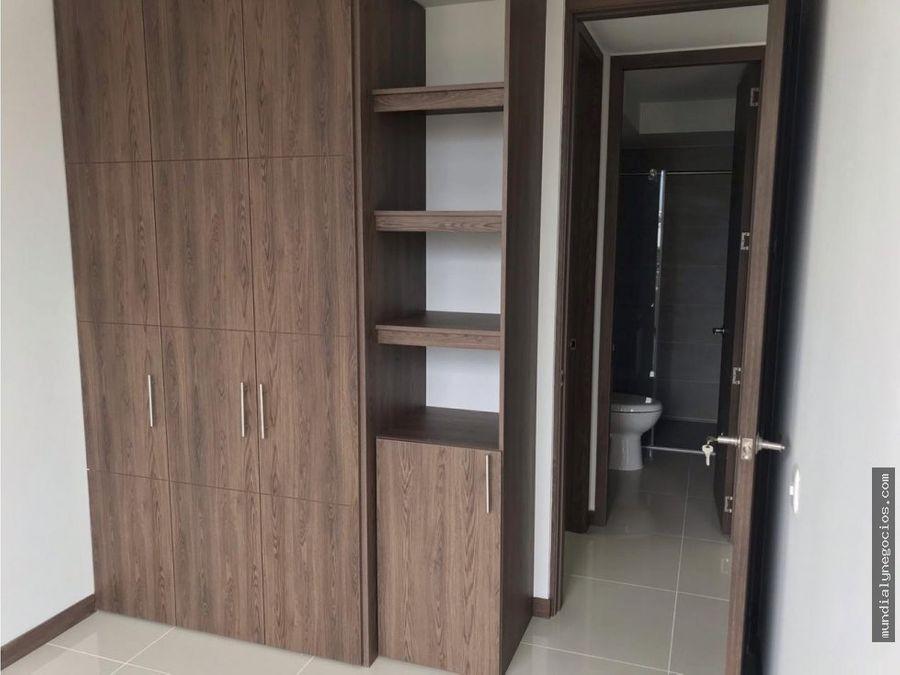 venta de espectacular apartamento como nuevo en valle del lili