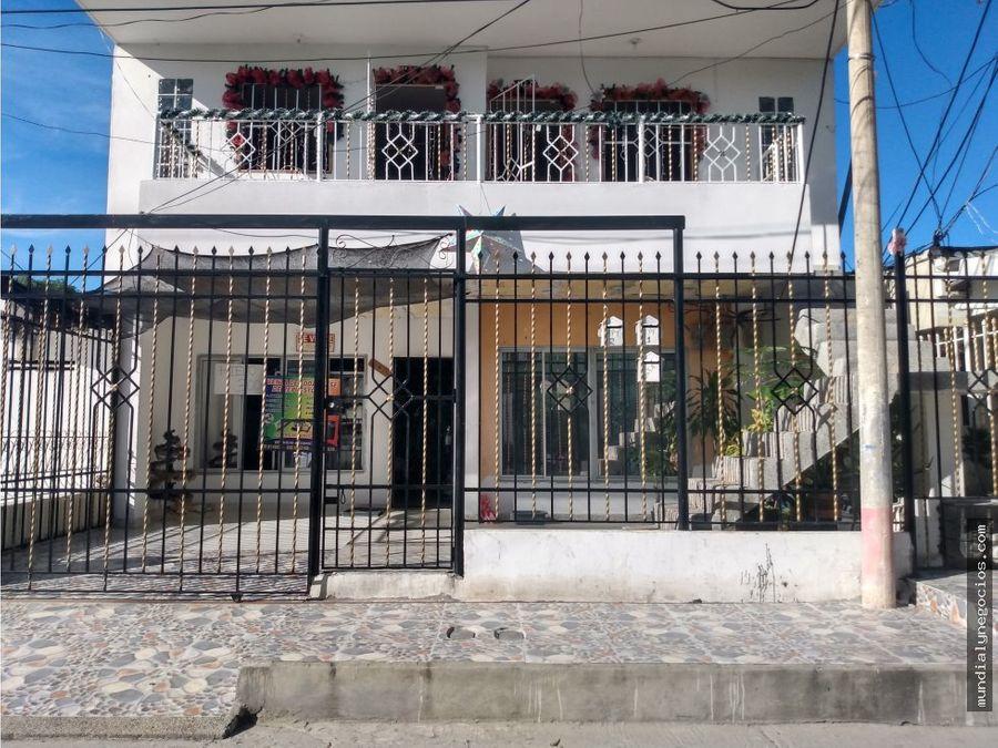 hermosa casa en venta en la magdalena