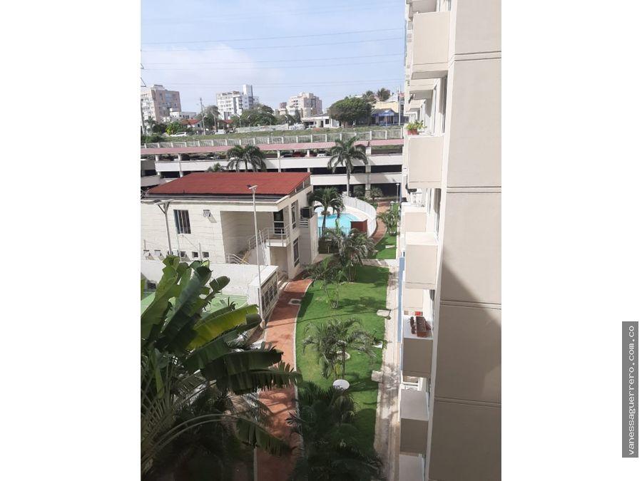 venta apartamento en villa carolina norte de barranquilla