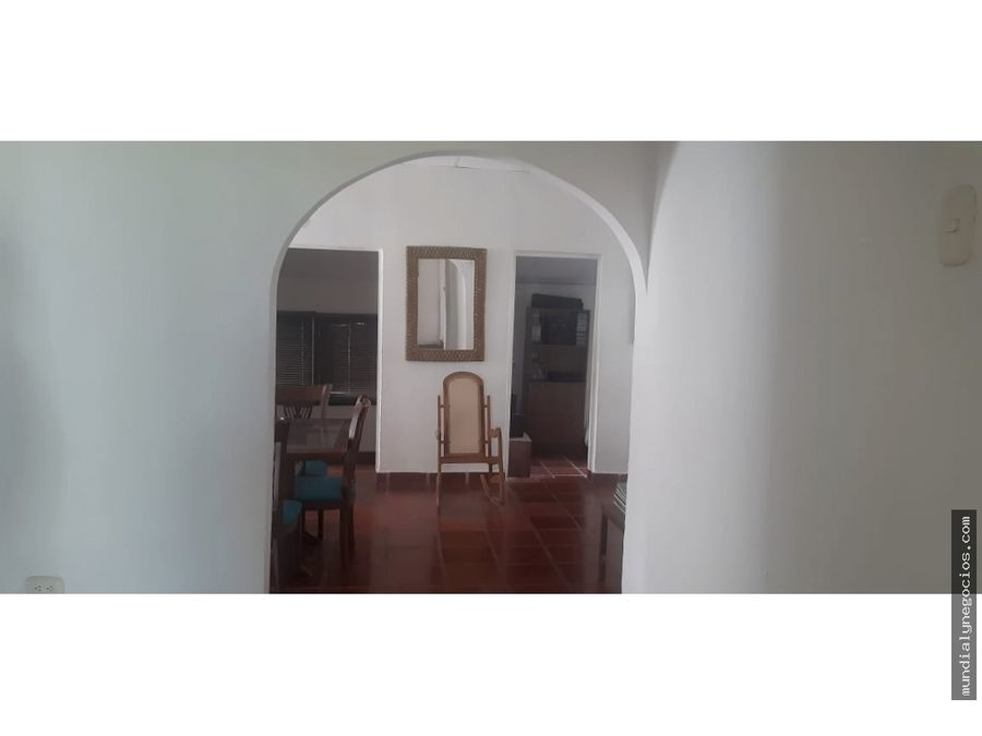 espectacular y acogedora casa en venta en turbaco sector el valle 002