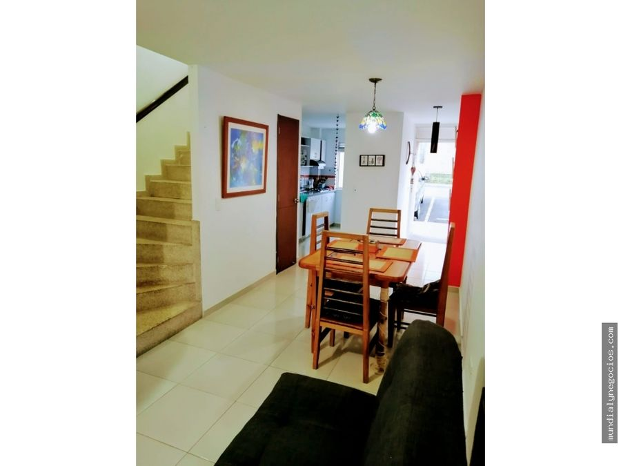 venta hermosa casa sector exclusivo de pereira 04