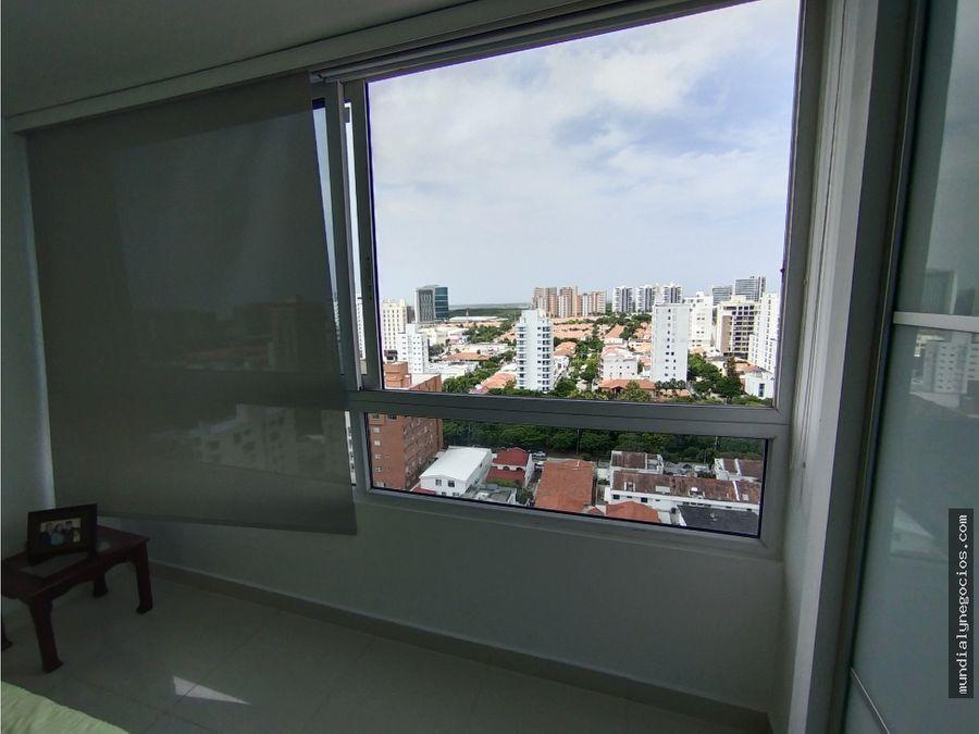 moderno y amplio apartamento sector villa santos