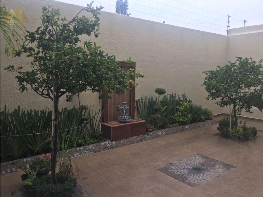 casa en venta zona parque metropolitano zapopan