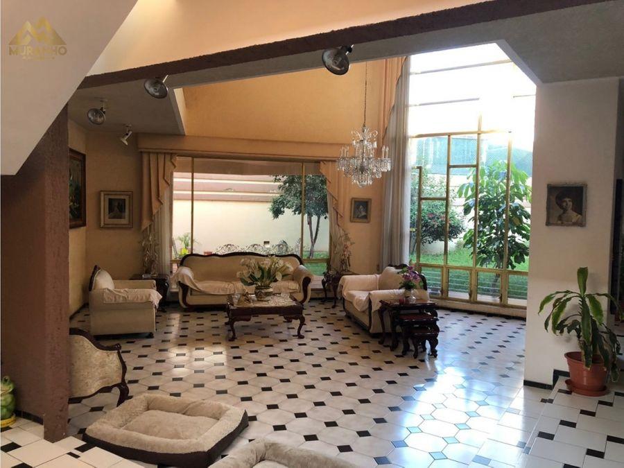se vende residencia en jardines plazas del sol guadalajara