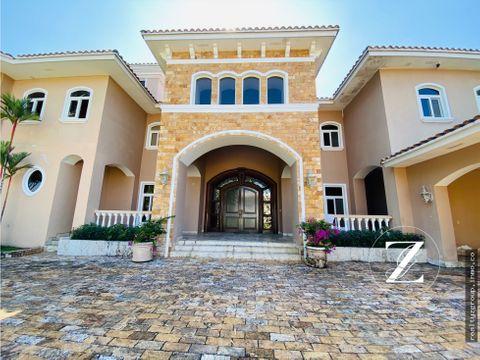 mansion villa del mar costa del este venta