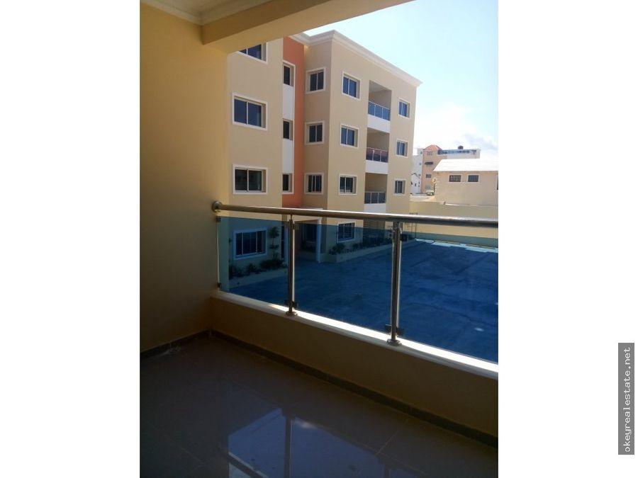 apartamentos en vista hermosa
