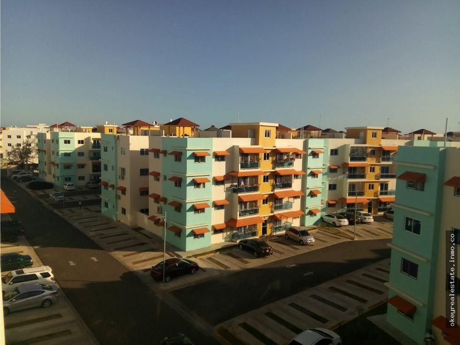 amplios apartamentos en la autopista de san isidro