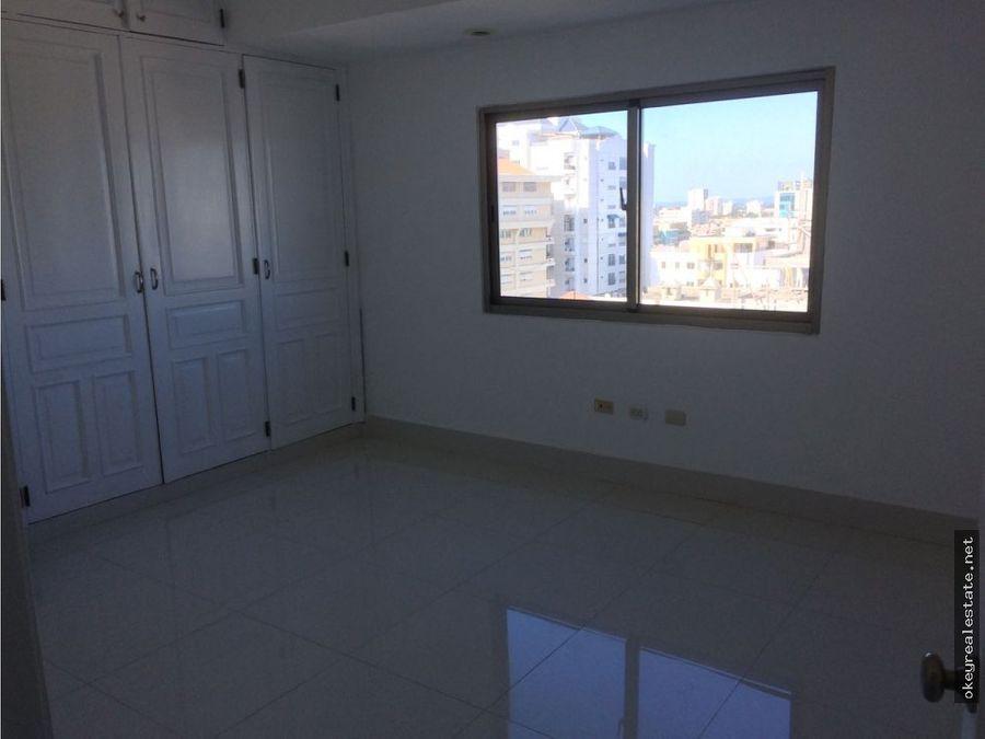 apartamento en bella vista sur