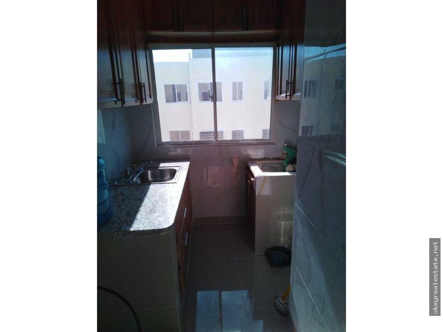 apartamento en residencial san isidro labrador